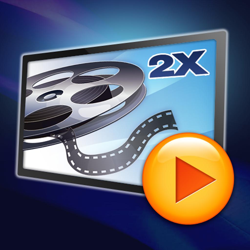 動画スピード調節 SpeedUpTV