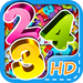 Math Easy HD - 10 steps learning game to teach kids math!