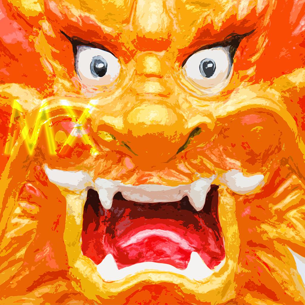 Dragon Mania Pop Adventure MX - Matching Dragon Tap Challenge